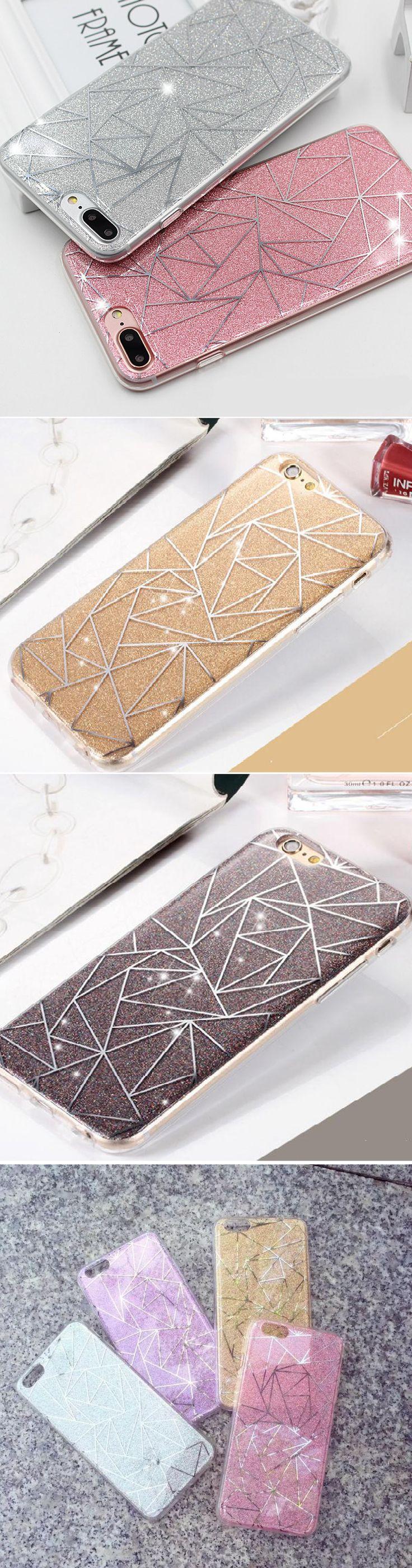 Stylish Glitter iPhone Case