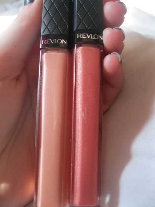 Nars Turkish Delight and Orgasm Dupes! Dupes are Revlon Colorburst in Peony and Bellini