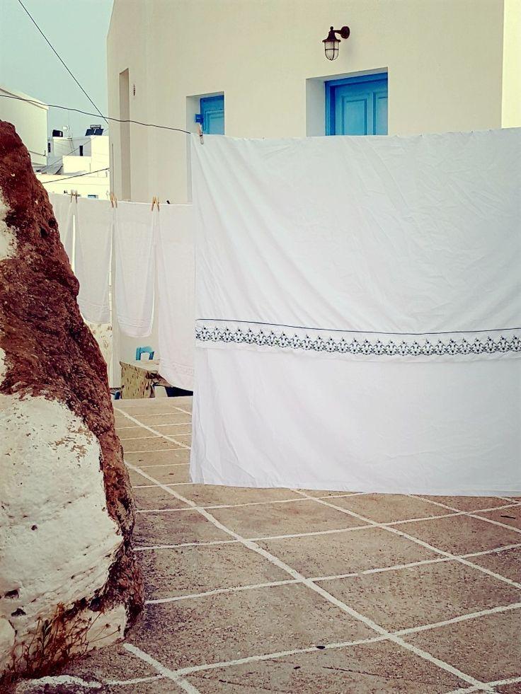 #Kimolos #morning #September  #clean&fresh #lovelygrannys #seeyouinKimolos #Greece #Cyclades #colours #Paradise