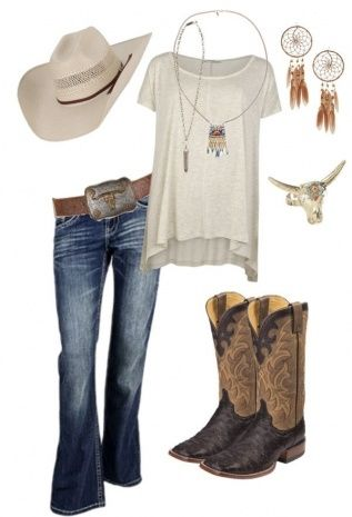 Cute Rodeo Dresses