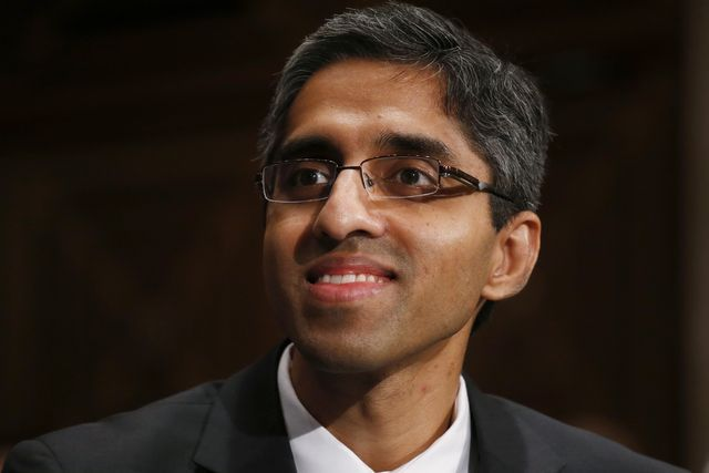 "Obama's surgeon general nominee Dr. Vivek Murthy is a radical gun grabber - Member of group that calls gun violence ""a public health crisis"""