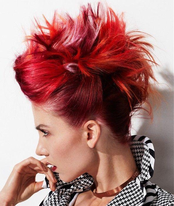 Medium Red Hairstyles – #Hairstyles #medium #red