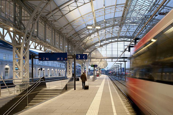 Gallery of Central Station Salzburg / Kadawittfeld Architektur - 5