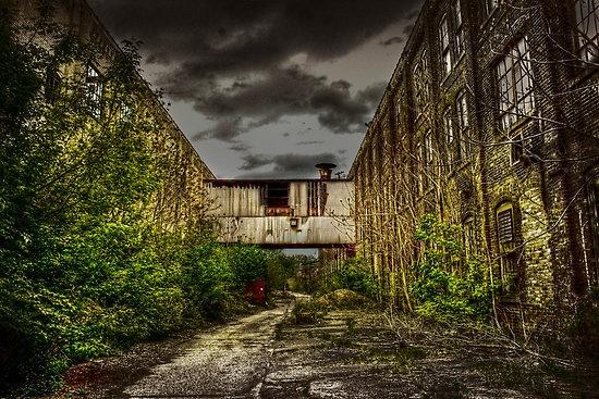 Abandoned Greenwich