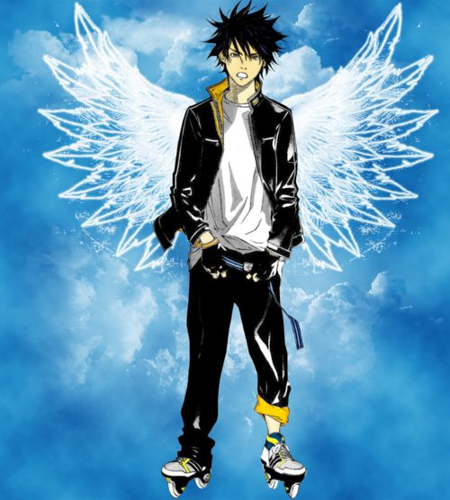 Image de anime, air gear, and ikki minami
