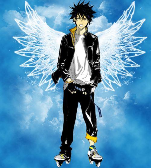 Image de anime, air gear, and ikki minami