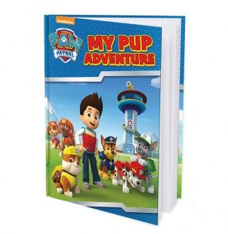 My Adventures with Paw Patrol - Hardcover