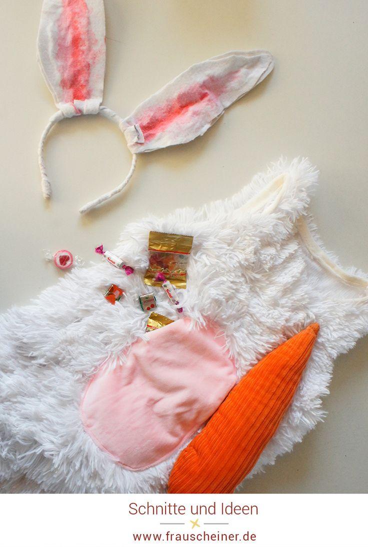 7 besten Hasenkostüm Bilder auf Pinterest | Fasnacht, Halloween ...