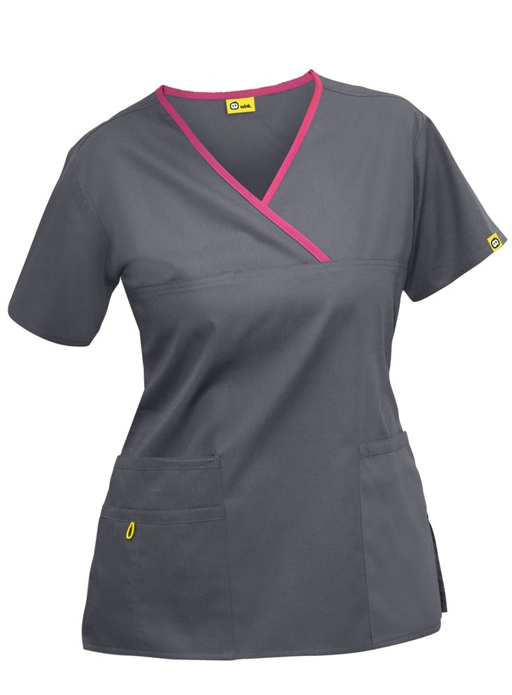 WonderWink 6026 Womens Charlie Scrub Top