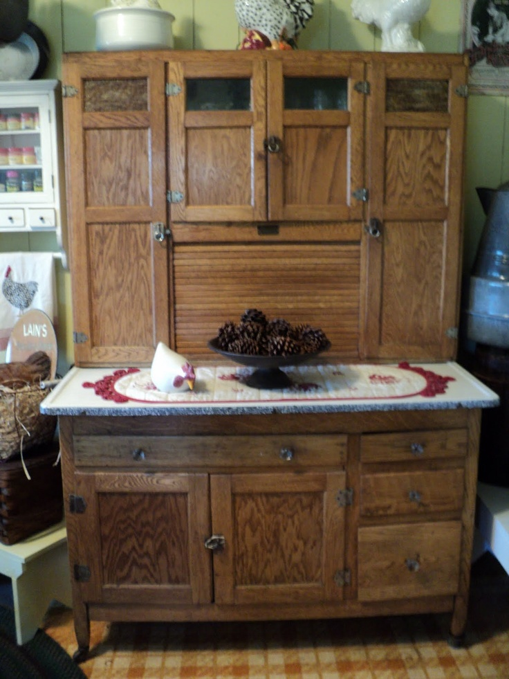 96 Best Images About Hoosier Sellers Cabinets On Pinterest Vintage Kitchen Cabinets And My Sister