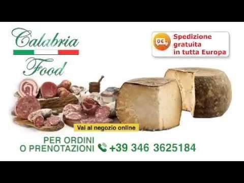 CALABRIA FOOD 2 - YouTube