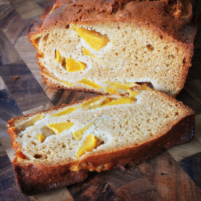this is the Amish Peach Bread I've been looking for?? Peach Bread ...