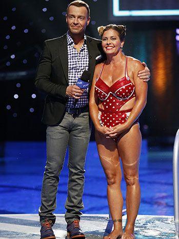 'Splash' Star Nicole Eggert Injured in ABC Series' Most Recent Pool...