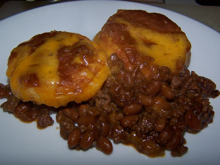 Ground Beef and Biscuit Casserole ...--~~This is a super easy ...