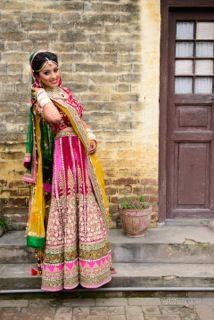 Modern #Wedding wear #Lehengas only at www.kalashreeregalia.com/