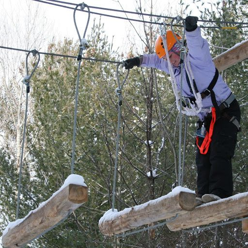 Ziplining - Ontario's Algoma Country