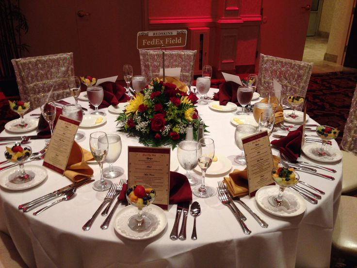 52 Best Images About Redskins Wedding Ideas On Pinterest