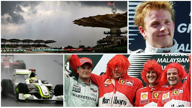 Malaysian GP: Formula 1 says goodbye to the race after 19 years on the calendar    Formula 1 waved goodbye to the Malaysia GP on Sunday after 19 years on the calendar. BBC Sport looks back at some memorable moments.   http://www.bbc.co.uk/sport/formula1/41458088