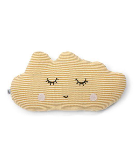 Yellow Cloud cushion £24 Mamas & Papas