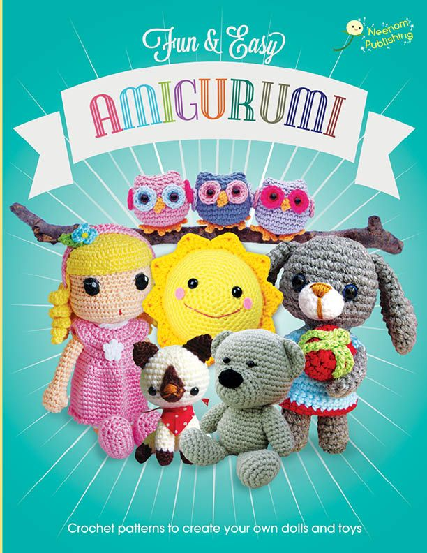 Fabulous amigurumi book you'll simply love! http://www.amazon.com/dp/1910407224/ref=cm_sw_su_dp