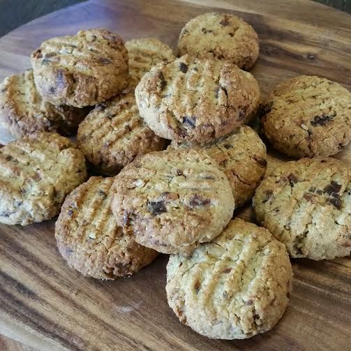 Melt-in-your-mouth Oaty Date Cookies – Twins And A Blog