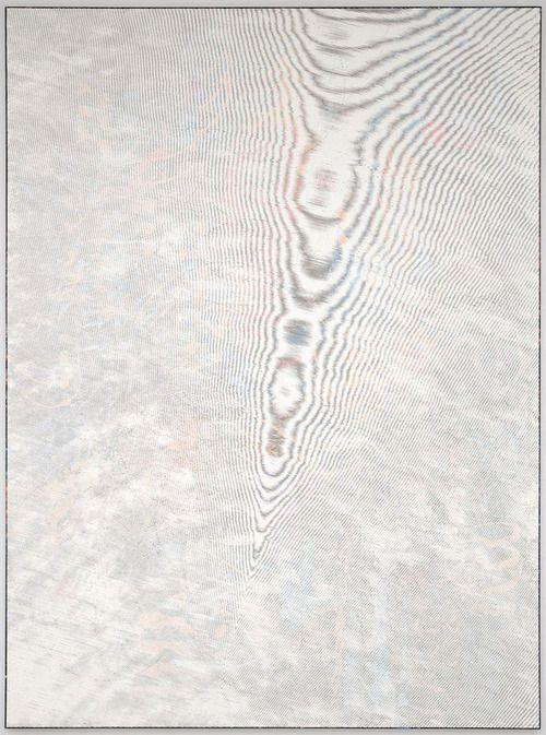 Garth Weiser Unimark Unlimited,  2011, Oil on canvas