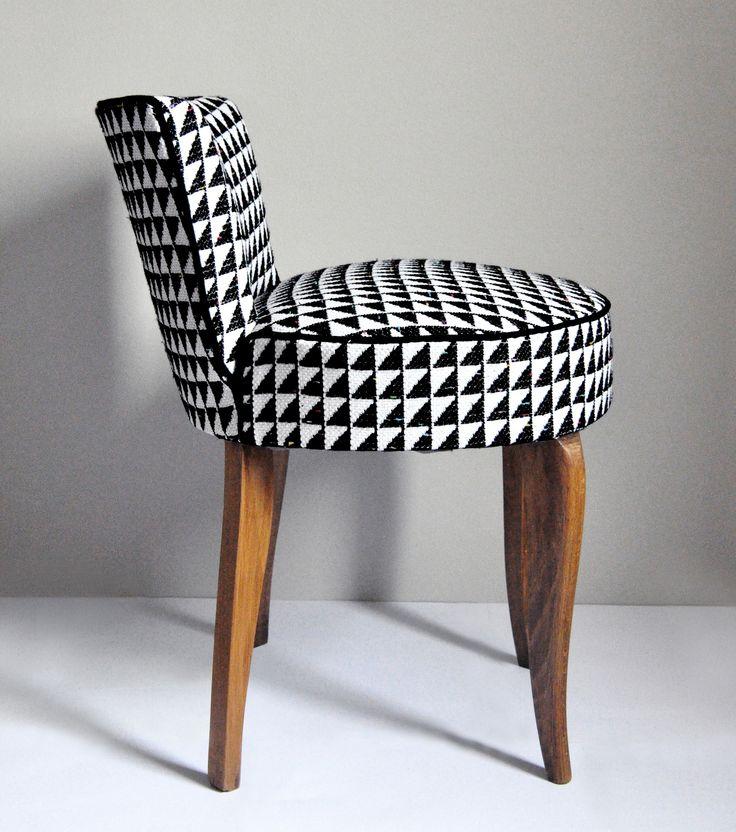 Fauteuil coiffeuse http://heritageshop.bigcartel.com/product/fauteuil-de-coiffeuse