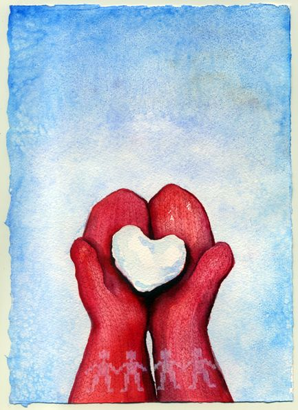 Artwork made by Johanna Ollila inspired by Josh Lanyon's Christmas Codas (see: Merry Christmas, Darling!)