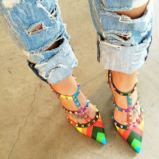 Follow stunning @dtkaustin for more amazing fashion pics like this  @dtkaustin