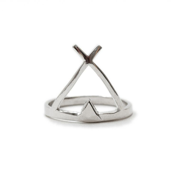 TIPI Ring | ALOHA GAIA | Jewelry with raw stones and crystals