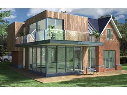 Captivating Planning Approval For Contemporary Extension To Listed Building Granted    Simon Foote Architects