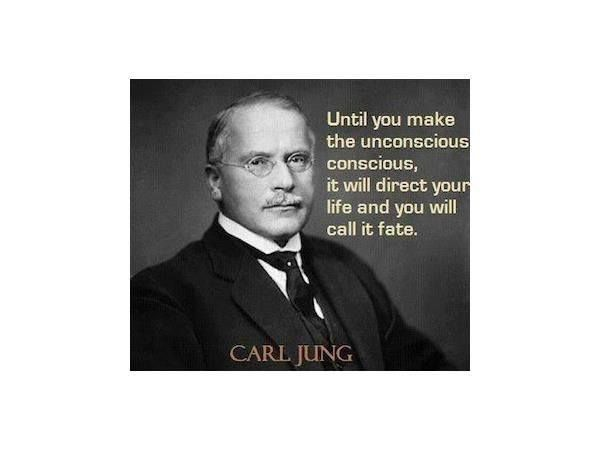 Until you make the unconscious conscious it will direct your life and call it fate.