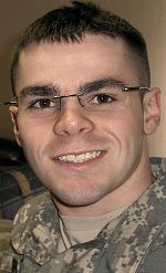 Army CPL Joshua M. Moore, 20, of Russellville, Kentucky. Died May 30, 2007, serving during Operation Iraqi Freedom. Assigned to 1st Battalion, 18th Infantry Regiment, 2nd Brigade Combat Team, 1st Infantry Division, Schweinfurt, Germany. Died of injuries sustained when an improvised explosive device detonated near his vehicle during combat operations in Baghdad, Iraq.