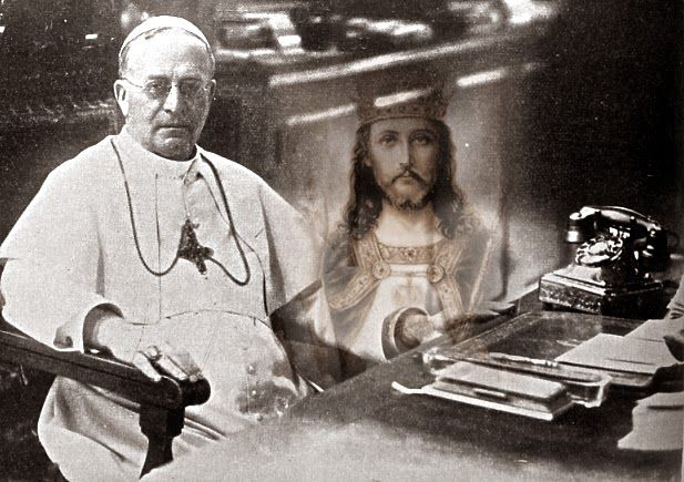 Lessons 4-6 from the Divine Office for the Feast of Our Lord Jesus Christ the King: Encyclical Letter Quas primas of Pope Pius XI December 11, 1925 | Maria Angela Grow
