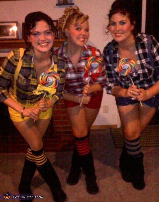 The Lollipop Guild Costumes <3 2012 Halloween Costume Contest