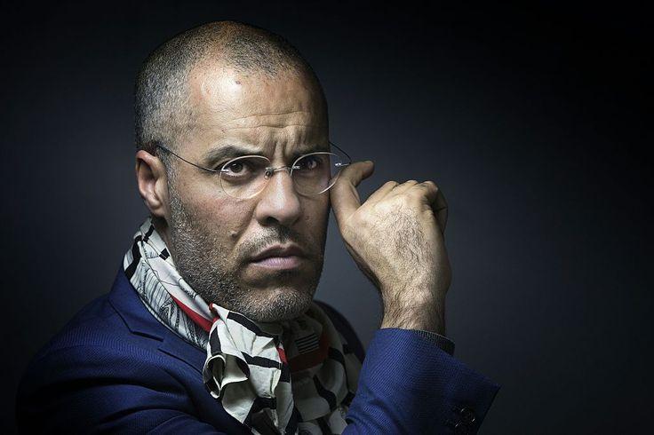 Kamel Mennour. Photo: JOEL SAGET/AFP/Getty Images