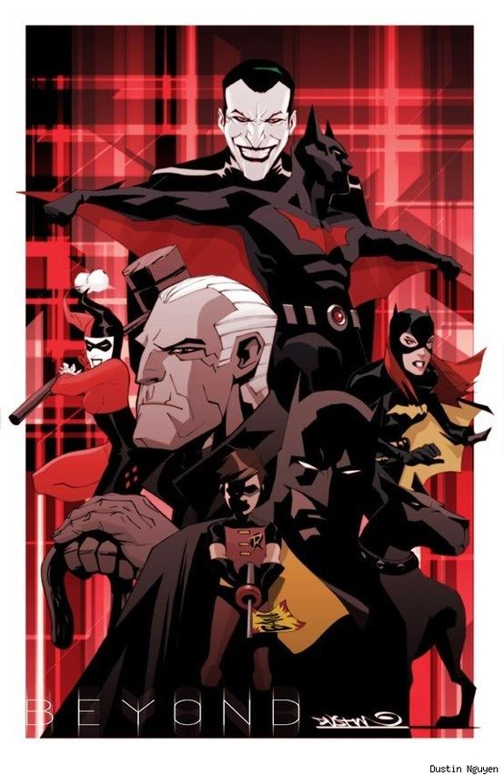 Dick Grayson Batman Beyond Batman Beyond Pinterest