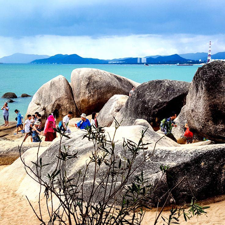 Tianya Haijiao, Hainan Island, China / Парк Край Света, остров Хайнань, Китай