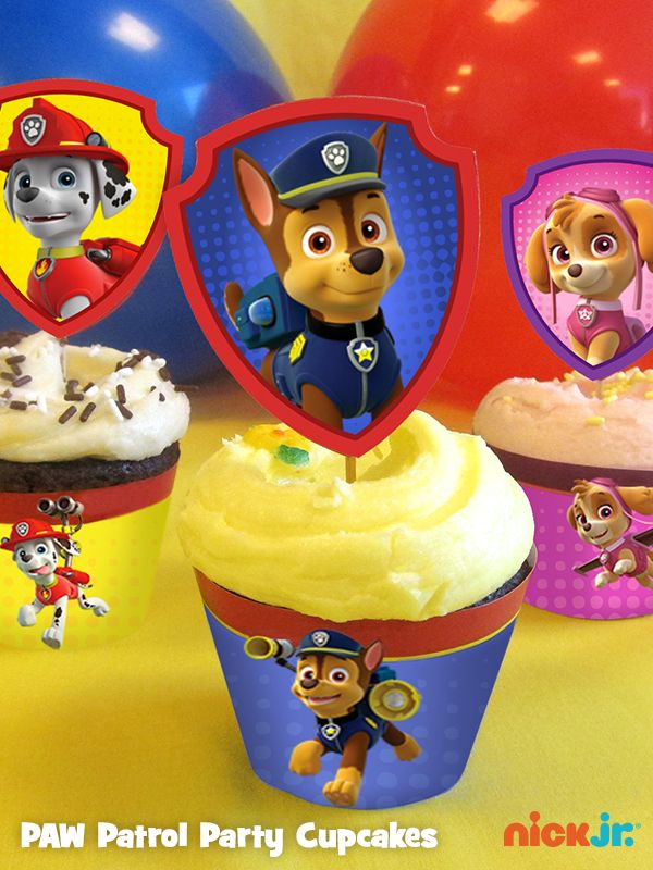 1000 Images About Paw Patrol Cakes On Pinterest