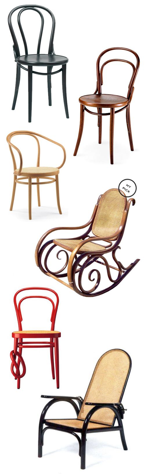 23 best Thonet images on Pinterest Chair design Bentwood chairs