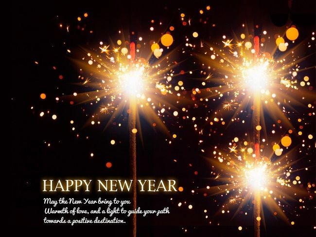 Happy New Year Greetings Messages And Quotes for Family and Friends