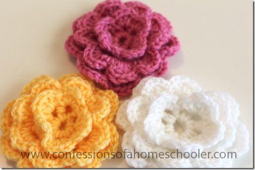90 besten Uncinetto Crochet Bilder auf Pinterest | Stricken häkeln ...