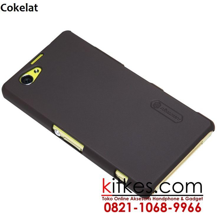 Nillkin Hard Case Sony Xperia Z1 Compact - Rp 110.000