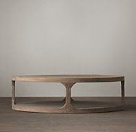 Martens Round Coffee Table