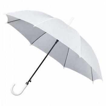 Bridal Wedding Walking Length Umbrella - White £10.95