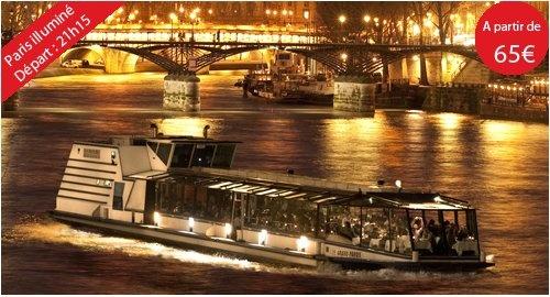 Diners croisiere Paris, dejeuner croisière sur la Seine - Marina de Paris_Dinner cruise on the Seine.  A must-do.  The Eiffel Tower is AMAZING for this one!