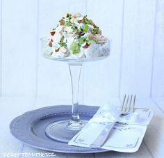 Rezepte mit Herz ♥: Hähnchensalat mit Mandeln
