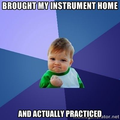 Orchestra Classroom Ideas: Jumping on the Meme Bandwagon