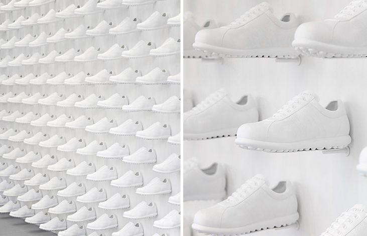 Camper Concept Store Madrid New-York Pelotas