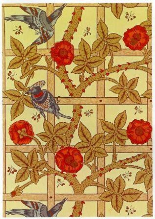 William Morris Early Pattern